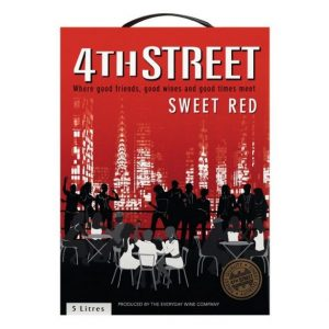 4th Street Red