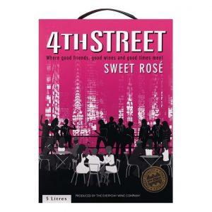 4th Street Rose
