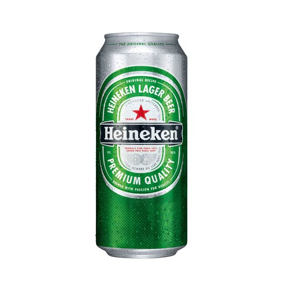 HEINEKEN CAN 500ML