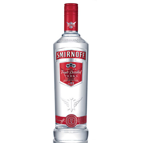 SMIRNOFF VODKA RED 1000ML